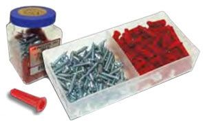 201-Piece Wall Anchor Kit