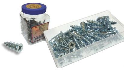 50-Piece Anchor Kit