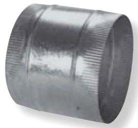 """16"""" Galvanized Steel Round Flex Connector"""