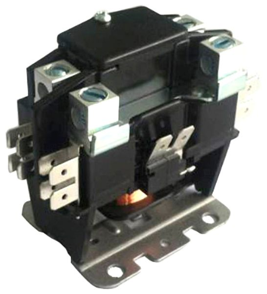 Universal Definite Purpose Contactor - Titan Max, 24 V Coil, 40 A Inductive, 50 A Resistive, 1-Pole