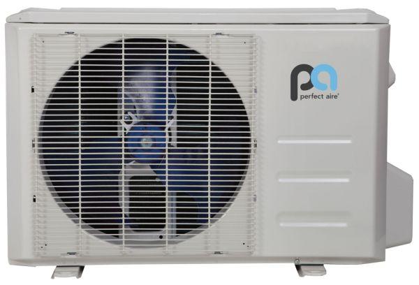 """33-1/4"""" x 14-5/16"""" x 14-5/16"""" 1-Zone Mini-Split Heat Pump Outdoor Unit - 24000 BTU/Hr, 208 to 230 V, R-410A"""