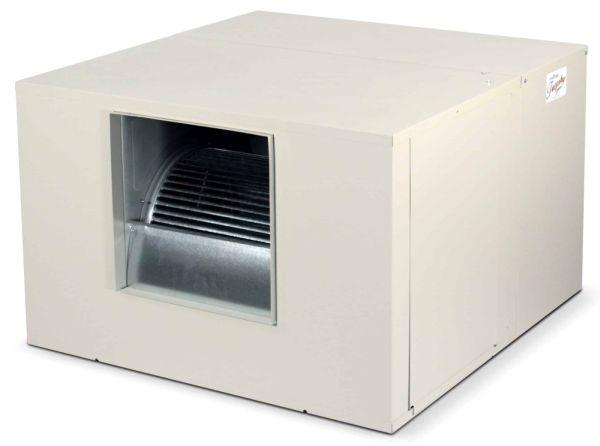 "42"" x 43"" x 27-5/16"" Side Draft High Efficiency Residential Evaporative Air Cooler - AEROCOOL TROPHY, 2978 CFM, 3/4 HP"