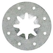"""1/ 2"""" CTS 304 Stainless Steel Nut - STAINLESSSTAR"""