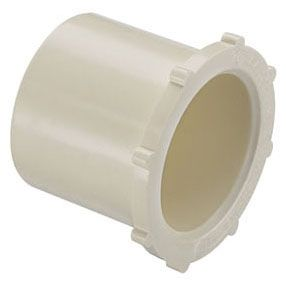 "1-1/2"" x 1"" Molded CPVC Reducing Bushing - EVERTUFF, Spigot x Socket"