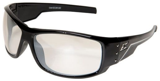 Non-Polarized Anti-Reflective Safety Glasses - Caraz Torque, Nylon Frame, Matte Black