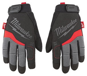MIL 48-22-8723 PERFORMANCE WORK GLOVES EXTRA LARGE