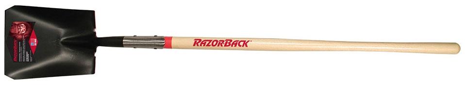 Shovel- Razor Back Hd Lh/Sp Contractor - Digging Tools