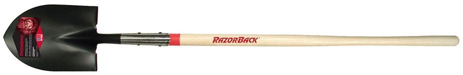 Shovel-Razor Back Hd Lh/Rp Contractor - Digging Tools