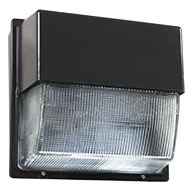 LIT TWH-LED-ALO-50K LIT LED WALLPACK 5000K 2076-9214 LUMEN 120-277V BRONZE *265A24