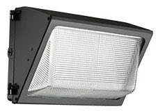 lit TWR1LED-P3-50K-MVOLT-DDBTXD LIT LED WALLPACK 5000K 4554 LUMEN 120-277V BRONZE *261M5W