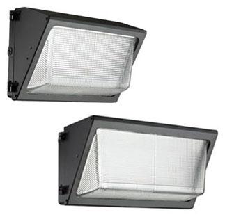LIT TWR1LED-P3-50K-MVOLT-PE-DDBTXD LIT LED WALLPACK 5000K 4554 LUMEN 120-277V W/ PHOTOEYE BRONZE