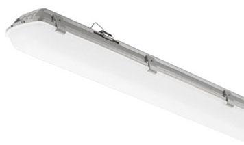 LIT XVML-L48-5000LM-MVOLT-40K-80CRI LIT LED VAPORTIGHT 4' 4000K 5365 LUMEN 120-277V *262EYT