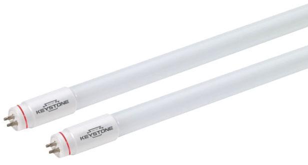 KEY KT-LED25.5T5HO-48GC-850-S KEY SMARTDRIVE LED 4' T5HO 5000K 3300 LUMEN SHATTERPROOF