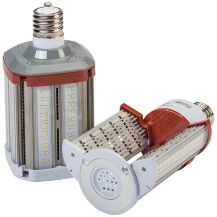key KT-LED27HID-H-EX39-840-D KEY LED 4000K 4000 LUMEN MOG BASE 100-277V LAMP (REPLACES 100W HID) ROTATABLE W/ WINGS