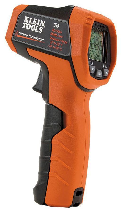 KLEIN IR5 INFRARED THERMOMETER