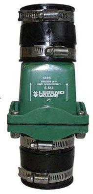 """2"""" Sump Pump Check Valve (Cv200) Zoeller, Liberty"""