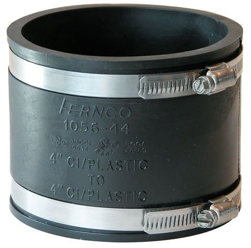"4"" All Pipe Rubber Coupling"