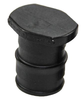 "3/4"" PEX Plug Plastic Expansion"