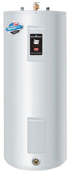 Bradford White 40 Gal Electric Tall Heater Energy Saver