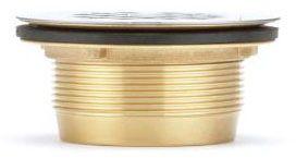 Brass Shower Drain No Caulk (42150)