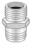 "3/4"" Mip/ 1/2"" FIP x 3/4"" Male Hose Adapter G20003"