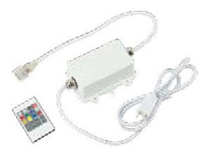 ali RGB-H2-IR-5A AMERICAN LTG 120V 5A RECEIVER W/ IR REMOTE CONTROL cETLus UP TO 196FT