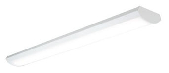 MTX 4WPLD4035C METALUX LED WRAP 4' 3500K 4460 LUMEN 0-10V DIMMING 120-277V