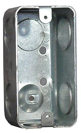 APL 4SSLEK EGS HANDY BOX 2-1/8D 1/2KO
