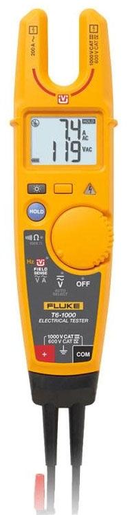 FLK T6-1000 1000 VOLT ELECTRICAL TESTER W/FIELDSENSE