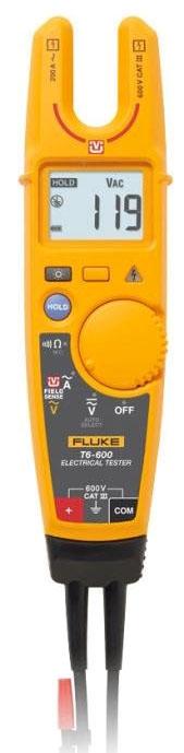 FLK T6-600 600 VOLT ELECTRICAL TESTER W/FIELDSENSE