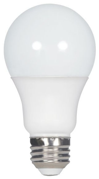 SAT S29699 SAT 9.8W A19 2700K 800 LUMEN DIMMABLE 120V LED LAMP
