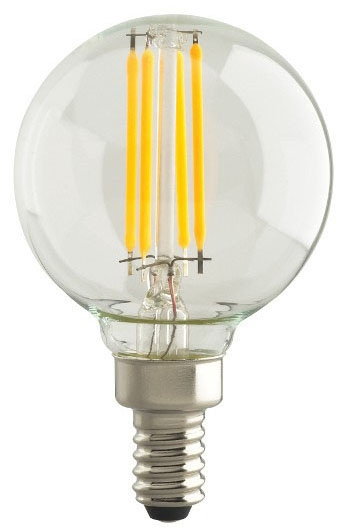 sat S29871 SAT 4W G16 2700K 350 LUMEN DIMMABLE 120V CAND BASE LED LAMP