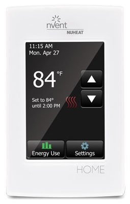 NUH HOME AC0056 NUH PROGRAMMABLE THERMOSTAT