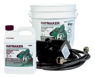Hercules Haymaker™ Yellow Tankless Water Heater Descaler, 1 Gallon Can, Lead-Free, Liquid