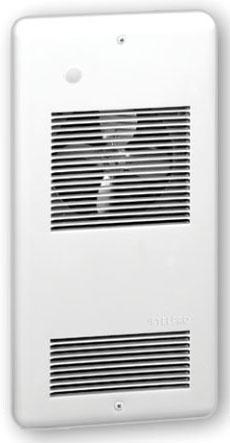 STE ARWF1502T2W STELPRO WALL FAN HEATER WHITE 750-1500W 240V W/ THERMOSTAT