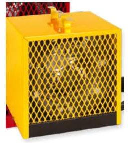 STE ASCH4800T STELPRO YELLOW CONSTRUCTION HEATER 4800/3600V 240/208V