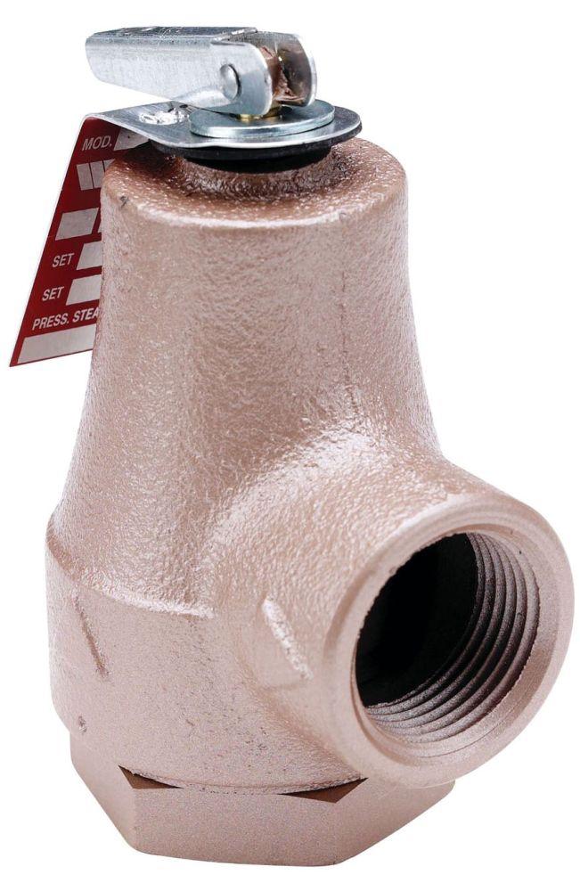 """3/4"""" Boiler Relief Valve 30 Lb PSI (0358553)"""