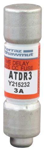 MERSEN CLASS CC TD 600V FUSE