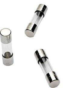 MERSEN 5X20MM GLASS FUSE FAST 6A