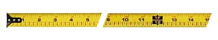 Tape Measure-25ft ft/in (Keson) - Measuring Tools