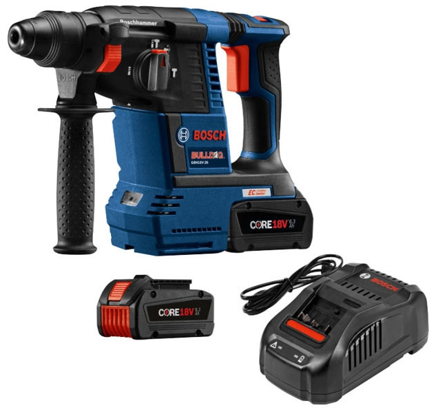 Rotary Hammer-1in SDS Plus Bulldog - Cordless