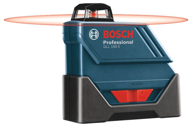 Laser Kit-360 Degree Exterior Self Level - Measuring Tools