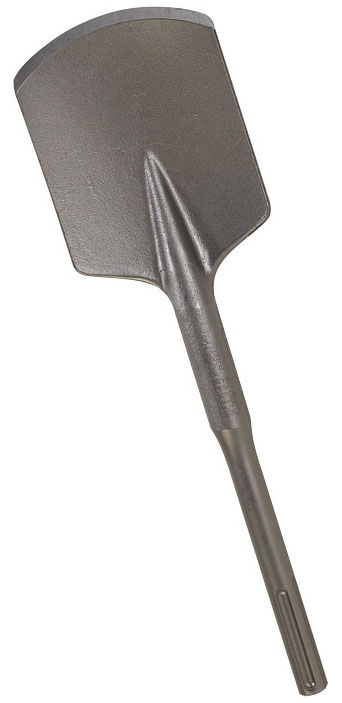 Clay Spade SDS Max - Electric