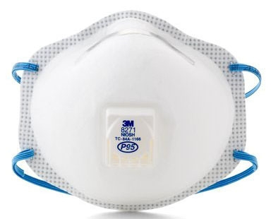 P95 Particulate Respirator Bx/8 - Respirators & Dust Masks