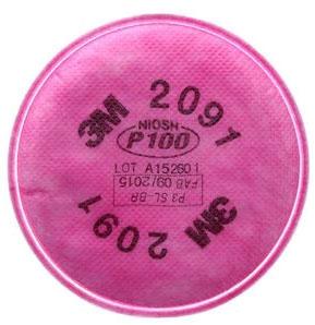 Particle Filter-HEPA 2 Pack - Respirators & Dust Masks
