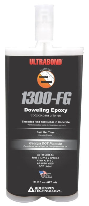 Anchoring Epoxy-Ultra Bond DOT 21.2oz - Construction Powders & Chemicals