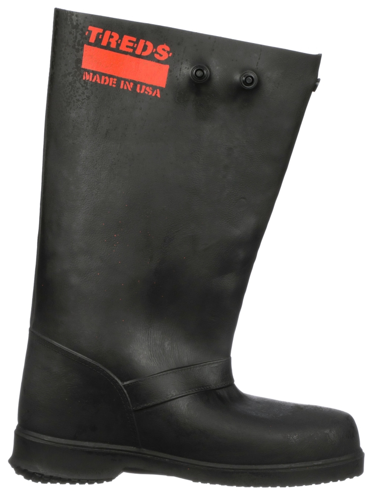 17in Slush Boot Black Medium - Footwear