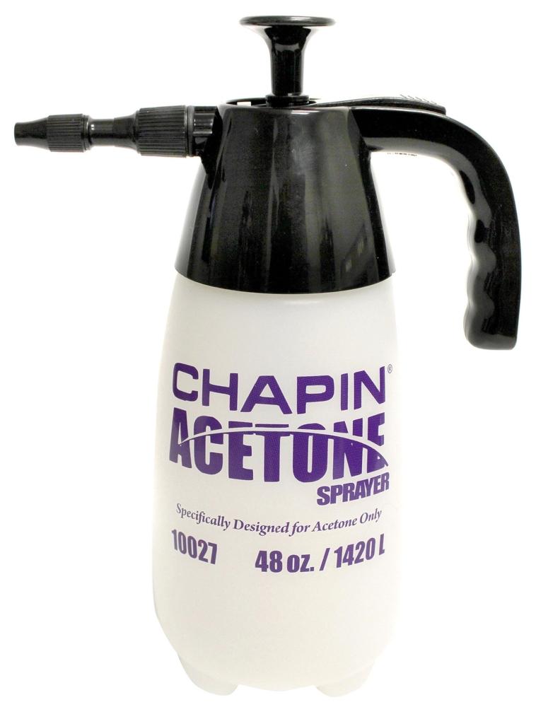 Sprayer-Chapin 48oz Acetone Hand Sprayer - Concrete Tools