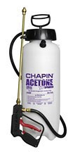 Sprayer-Chapin 3gl Acetone Sprayer - Decorative Tools