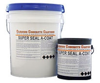 Water Based Urethane/Acrylic Concrete Sealer 1 Gal - Decorative Concrete Products